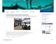 Website Hotel Häusgen Hambach