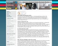 Bild Sanitärtechnik und Heizungstechnik
