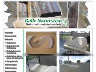 Bild Rolle Naturstein