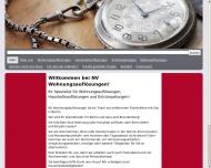 Bild Webseite NV Wohnungsauflösungen Berlin