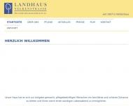 Bild Landhaus Nelkenstraße GmbH