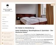 Bild Heidelberg Hotel Deutscher Kaiser