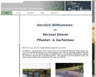 Bild Michael Dehne Pflaster-& Gartenbau