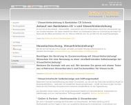 Bild Webseite Grüter & Partner Partnerschaft Düsseldorf
