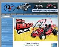 Website Quadfactory-Bottrop