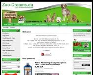 Bild Tierbedarf Zoo-Dreams