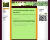 Bild Webseite Naturheilpraxis Mannheim