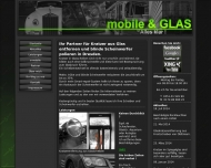 Website mobile & GLAS
