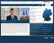 Bild Webseite von Poll Immobilien Geschäftsstelle Köln Köln