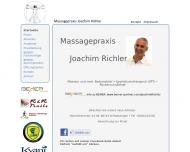 Bild Massagepraxis Joachim Richler