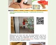 Website Yang Sheng Massage