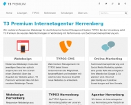 Bild Webseite  Herrenberg