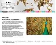 Bild Webseite Shockwaveriders Design by Lang + Lang München
