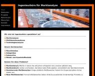 Bild Ingenieurbüro für Marktanalyse