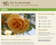 Bild Freier Garten- und Landschaftsarchitekt Dipl.-Ing. Bernd Weigel