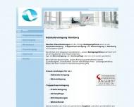 Website Eberlein Dienstleistungen