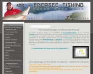 Website Edersee-Fishing, Inh.D.Schill