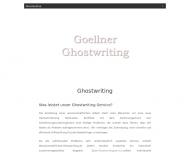 Website Wissenschaftliches-Ghostwriting.de