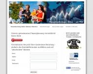 Website Dieter Ademes Finanzdienstleistungen