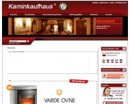 Website Lutz Herrmann /Kaminkaufhaus