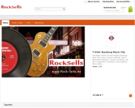 Website RockSells