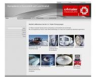 Bild Webseite  Königsbronn