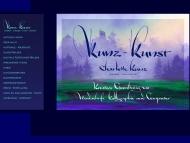 Website kunz-kunst Schriftkunst