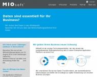 Bild MIOsoft Deutschland GmbH