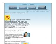 Bild Elektroanlagen/Elektronotdienst 24h Karaiskos GmbH