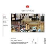 Bild Red Couch Studio