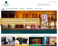 Website Neumarkt Passage