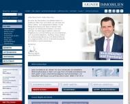 Website Aigner Immobilien
