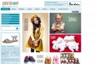 Website Karla Knopf by Zwoa Hoibe