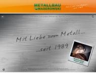 Bild Metallbau Maserowski GmbH