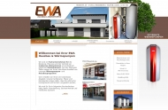 Website EWA Hausbau