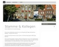 Bild Webseite  Bad Bentheim