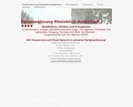 Bild Webseite  Andernach