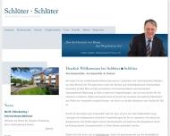 Bild Webseite Christian Schlüter Flensburg