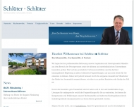 Bild Webseite Momme Bartels Flensburg