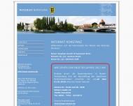 Bild Webseite Dr. Andrea Stutz Konstanz