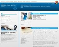 Website Helmut Merz