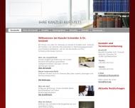 Bild Webseite Klaus Dieter Schneider Sylt-Ost