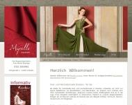 Website MYRELLE couture