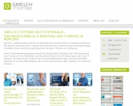 Website Gmelch IT-Systeme
