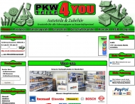 Website pkwteile4you
