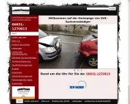 Bild Webseite  Saarlouis