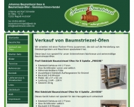 Website Baumstriezel-�fen KMH Schneider