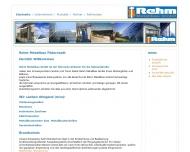 Bild Rehm Metallbau GmbH