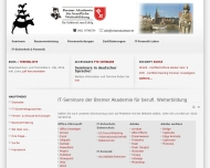 Bild Bremer Akademie für berufliche Weiterbildung GmbH
