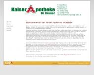 Bild Webseite  Würselen